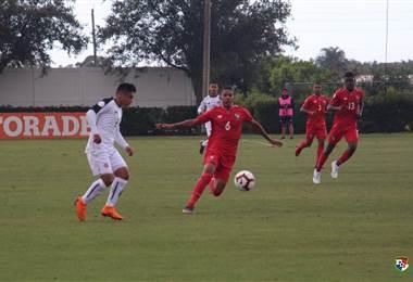 Selección Sub-17 Costa Rica - Panamá