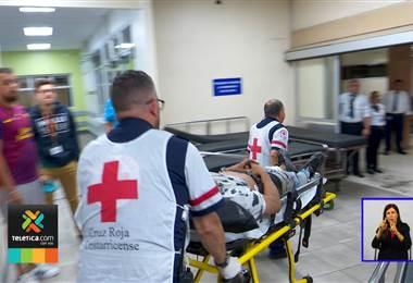 Balacera dejó dos personas heridas en Pavas la noche de este miércoles