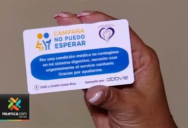 Campaña no puedo esperar busca trato especial para pacientes con enfermedad inflamatoria intestinal