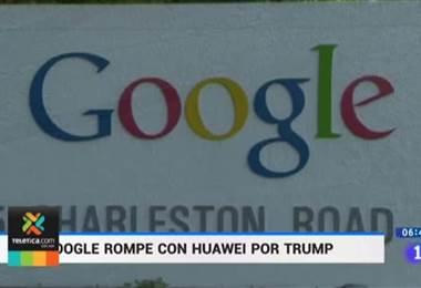 Esta es la respuesta de Huawei a su rompimiento con Google