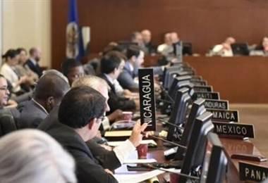 La OEA pide a Nicaragua liberar a los presos por protestas antes del 18 de junio