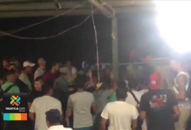Con ayuda de un vídeo policía detuvo a sospechoso de matar a un hombre en Sardinal