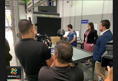 Correos de Costa Rica implementará rayos x