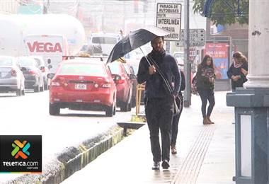 Meteorológico pronostica un día nublado y con lluvias constantes para este miércoles
