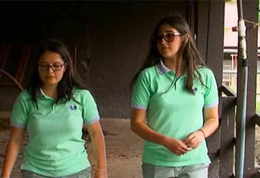 Jóvenes turrialbeñas representaran a Costa Rica una feria mundial en Abu-Dabi