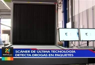 Correos de Costa Rica utilizará tecnología de rayos X para la revisión de paquetería