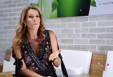 Patricia Figueroa cumplió 28 años de casada