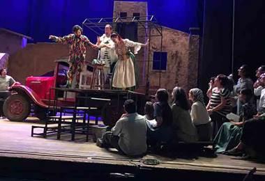 Ópera con 140 artistas se presentarán este fin de semana en el Melico salazar