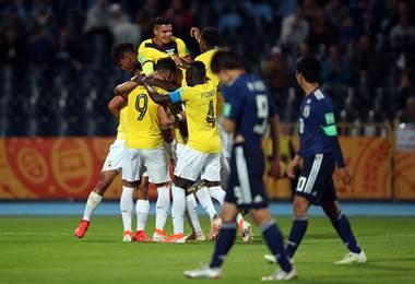 Colombia ante Japón por el Mundial Sub-20 | FIFA.com