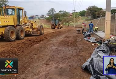 Heredia contará con una nueva vía que facilitará el paso entre Barreal y el centro de la provincia