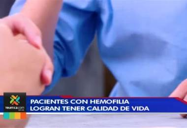 Una atención integral permite que los pacientes con hemofilia logren calidad de vida
