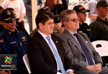 Educación dual será uno de los temas prioritarios de la gira del presidente Alvarado por Alemania