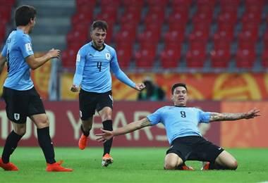 Selección de Uruguay Sub-20  FIFA