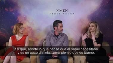 Actores de la película Dark Phoenix hablaron con Walter Campos