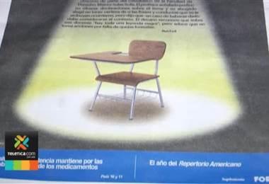 Estudiante de la UCR se suma a denuncias de otras alumnas contra profesor por presuntos acosos