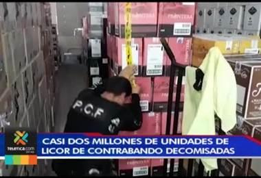 Diputados proponen colocar código QR en botellas de licor para combatir el contrabando