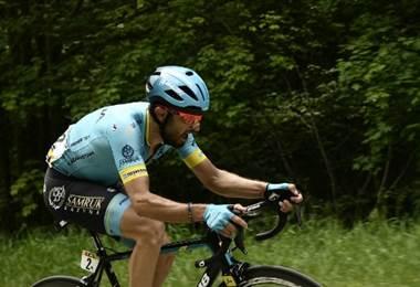 Ciclista italiano Dario Cataldo, Astana | AFP