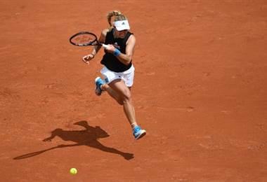 Angelique Kerber, tenista alemana | AFP