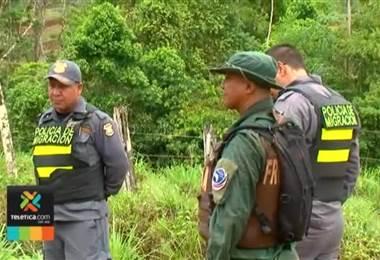 Tres policías fallecieron en Pocosol