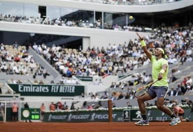 Nadal inicia el reto de un duodécimo Roland Garros con triunfo cómodo   AFP