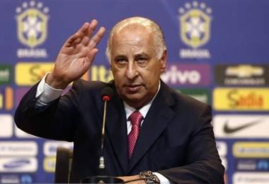 FIFA confirma suspensión de por vida a expresidente de la CBF Del Nero