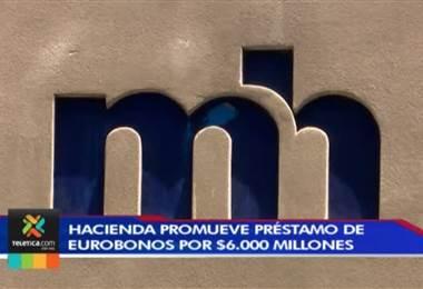 Hacienda descarta que gobierno impulse eurobonos para que el PAC financie la campaña de alcaldías