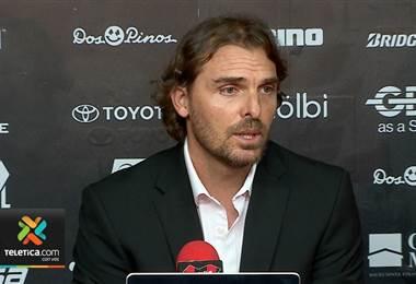Andrés Carevic ha tenido buenas noticias en sus primeros días como técnico de Alajuelense