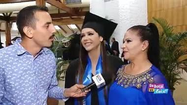 Ex presentadora Vivian Campos