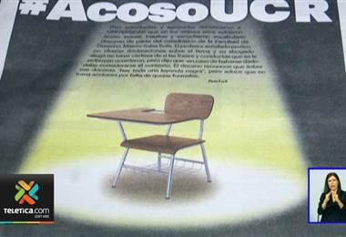 Retiran curso a profesor cuestionado por acoso