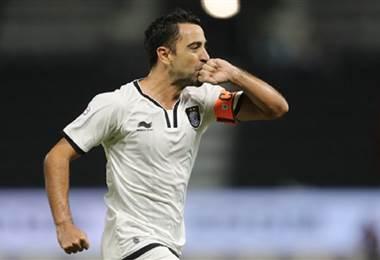 Xavi Hernández fue nombrado entrenador del equipo catarí Al-Sadd