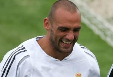 Raúl Bravo, exjugador del Real Madrid