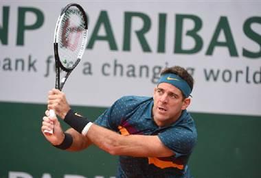 Juan Martin del Potro | Roland Garros en Twitter
