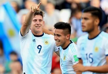 Selección Sub-20 de Argentina   AFA