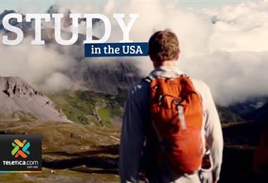 Cinco estudiantes de colegios públicos tendrán oportunidad de estudiar en Estados Unidos con todo pago