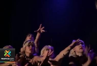 Este sábado será la premier del espectáculo musical 'Cabaret' en el Teatro Nacional
