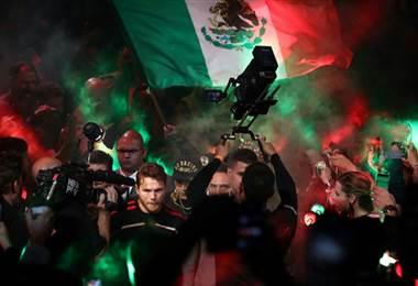 Canelo Álvarez, el campeón que le faltaba a México
