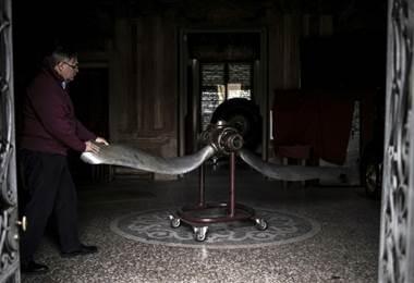 El final trágico del 'Gran Torino' hace 70 años en Superga   AFP