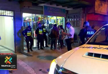 Dueño de local comercial muere asesinado dentro del negocio en Heredia Centro