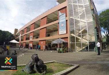 Universidad de Costa Rica. Foto de archivo