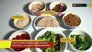 'Meal Prep' preparar la comida de la semana con antelación