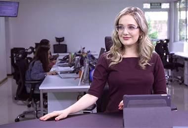María Jesús Prada, periodista de 7Días