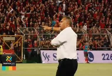Hernán Torres asegura que se marcha tranquilo de la Liga