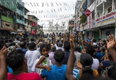 Medidas de seguridad en Sri Lanka
