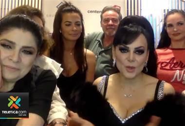 Maribel Guardia, Victoria Ruffo y Jacqueline Andere presentarán 'Las Arpías Recargadas'
