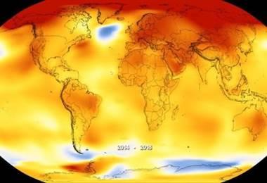 Cambio climático. BBC