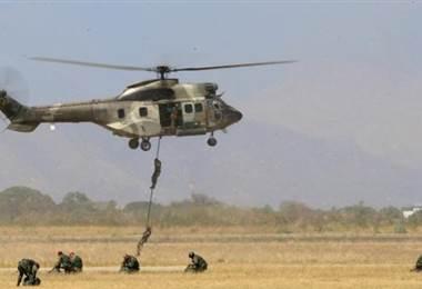 Mueren siete militares venezolanos