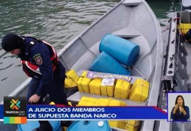 Este lunes inicia juicio contra dos hombres acusados de traficar droga de Colombia y Jamaica