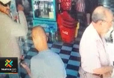 Video muestra la agresión que sufrió una persona con Síndrome de Down en Barva de Heredia