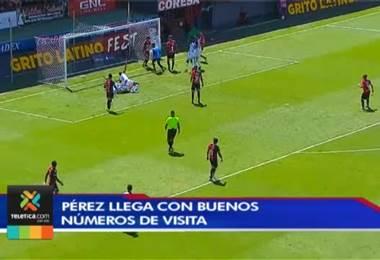 Pérez Zeledón llega con buenos números de visitante al Saprissa