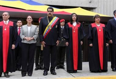 Tribunal Supremo Venezolano